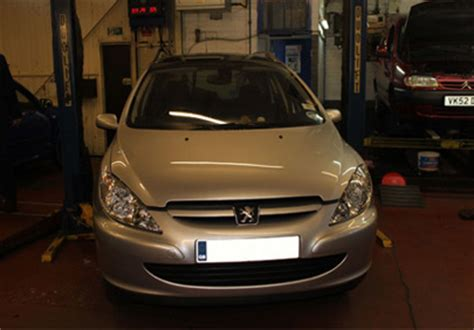 clutch replacement peugeot 307 sw mechanexpert