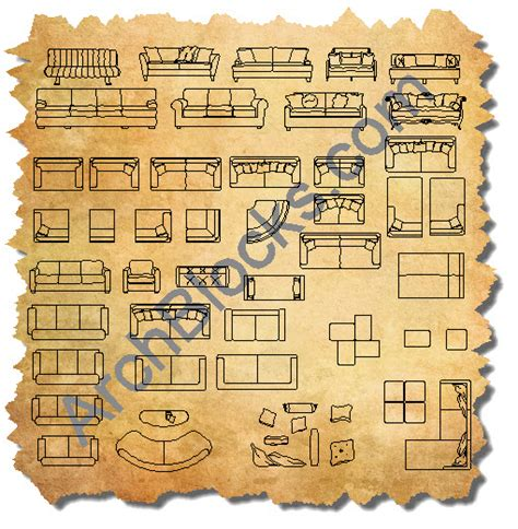 Dining Room Table And Chair Sets cad furniture blocks autocad furniture symbols cad