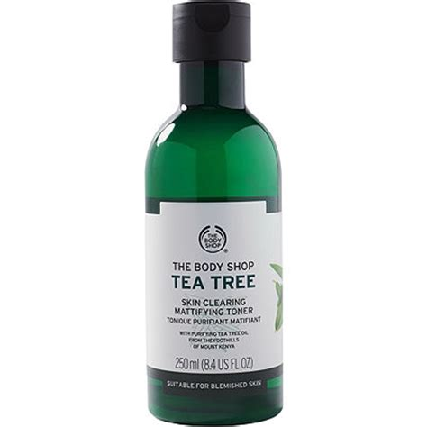Toner Tea Tree Shop by The Shop Tea Tree Skin Clearing Toner Ulta