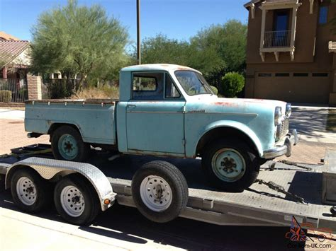 Datsun Truck For Sale by Datsun 1200 Truck