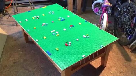 how to build a lego table build a lego play table save how to by mr tims