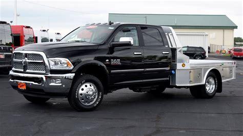 2017 Ram 3500 Laramie CUMMINS   Hillsboro Aluminum Truck