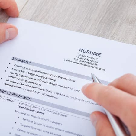 resume writing courses canadian college diplomas certificates and continuing