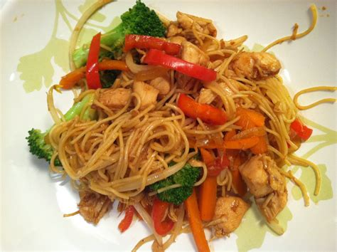 quest for delish chicken chow mein