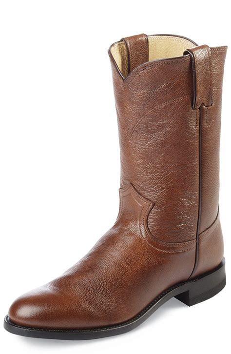 justin s classic roper boots corona
