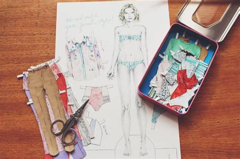 Make Your Own Paper Doll - stardustsoul s paper doll free absolutely