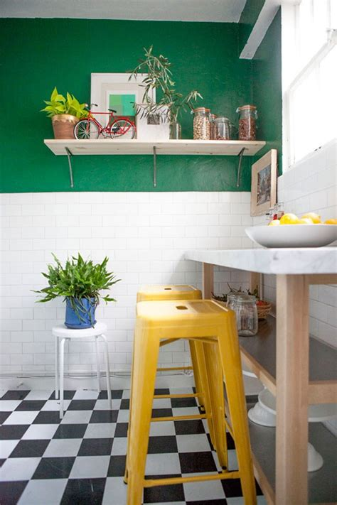green yellow kitchen 3 unique color combinations to improve your interior