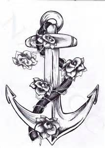 anchor le best 25 navy anchor tattoos ideas on