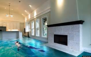 Dolphin Wall Murals 3 d floors are the coolest weirdest things you can put in