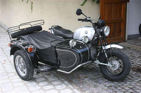 Ural Motorrad M Nchen by Lohnt Umbau Auf Gespann Bei R 100 Gs