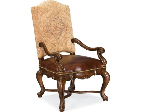 bibbiano upholstered arm chair dining room furniture