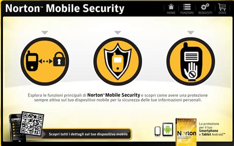 norton mobile security windows phone norton mobile security per smartphone e tablet android e