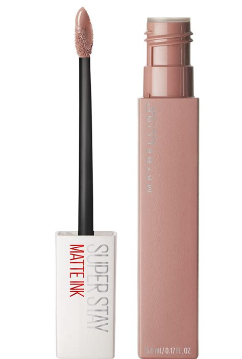 Maybelline Matte superstay matte ink liquid lipstick lip makeup maybelline