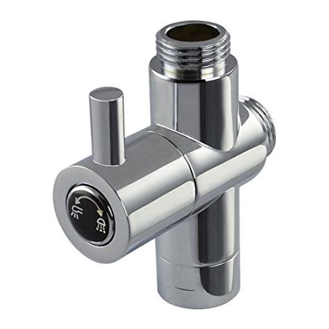 Shower Splitter Valve by Sumnacon 174 1 2 Inch Ips Brass Shower Arm Diverter Valve 2 Way Shower Flow Splitter For