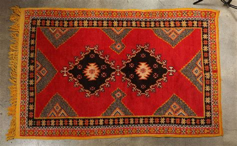 tribal rugs vintage moroccan tribal rug for sale at 1stdibs