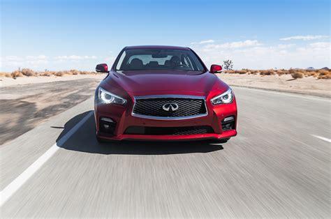 infinity hybrid 2014 infiniti q50s hybrid test motor trend