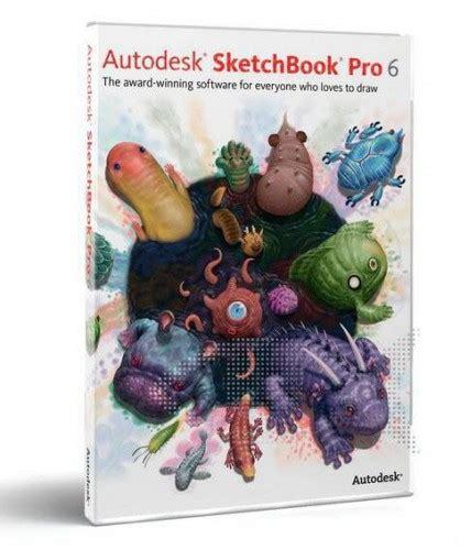 sketchbook pro desktop autodesk sketchbook pro v 6 2 4 incl serials