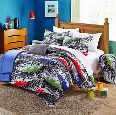 Coole Zimmer Ideen Für Teenager Mädchen Bunte Bettwasche Und Kissen Schlafzimmer Auffrischen