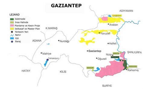 gaziantep map gaziantep map and gaziantep satellite image