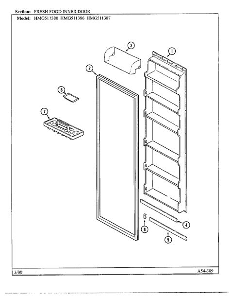 admiral refrigerator shelves and accessories p parts