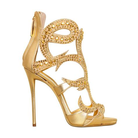 high heels gold mancuello black gold high heels