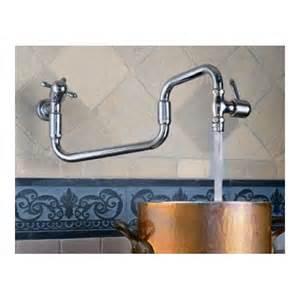 Pf Kitchen Faucet Franke Pf 1000 Pot Filler Kitchen Faucet Wall Mount Chrome