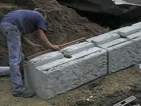 Building A Concrete Block House by Recon Wall Systems Overview Benefits Dvd Youtube