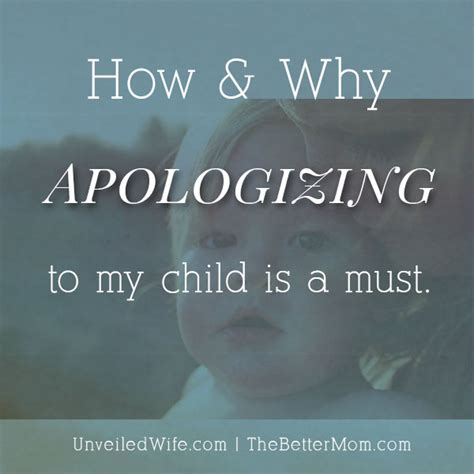 Apology Letter To Husband After Fight The Impact An Apology Can Make On My Family
