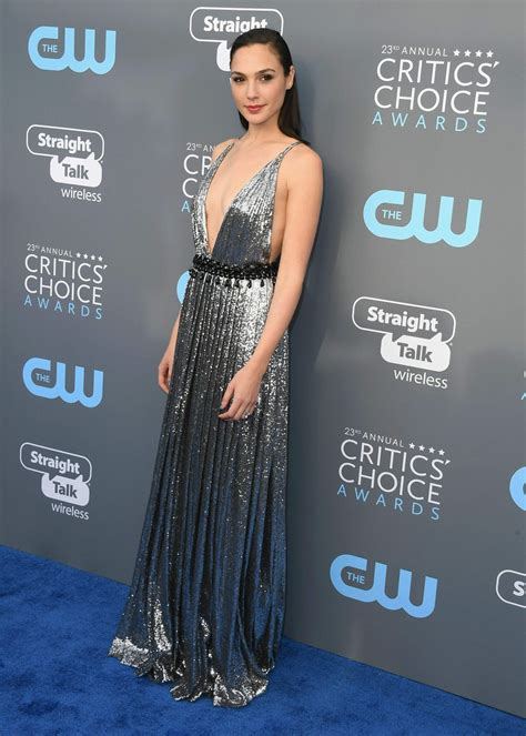 Critics Choice Awards 2018 Nominados Gal Gadot 2018 Critics Choice Awards