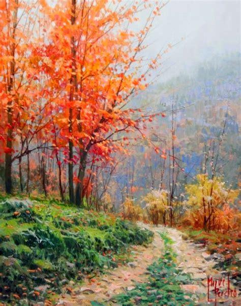 imagenes de paisajes pintados al oleo cuadros modernos pinturas y dibujos paisajes al 211 leo