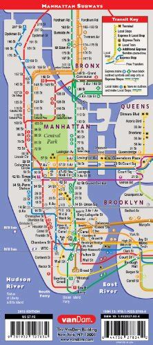 Pdf Streetsmart Nyc Map Vandam Manhattan by Streetsmart Nyc Midtown Manhattan Map By Vandam