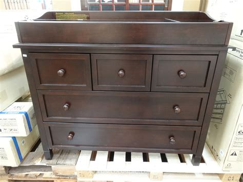 dresser changing table cafe kid changing table dresser