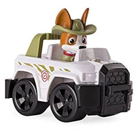 tracker jeep paw patrol paw patrol rescue racer tracker im jeep fahrzeug