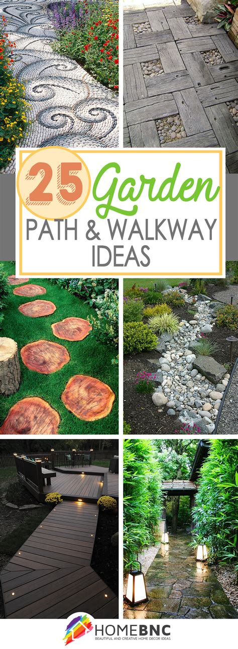 garden pathway ideas 25 best garden path and walkway ideas and designs for 2017