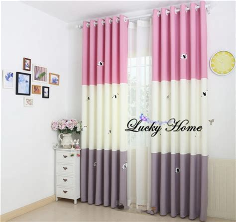 childrens bedroom lshades aliexpress com buy curtains fabric curtains cartoon dogs