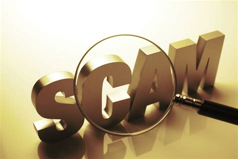 The Scam look out for these check scams