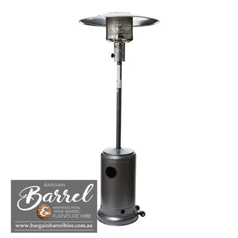hire patio heaters gas patio heater for hire bargain barrel hire wedding