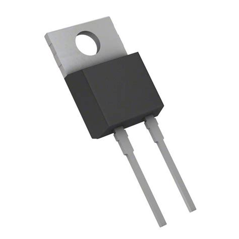 schottky diode to220 scs205kgc rohm semiconductor discrete semiconductor products digikey