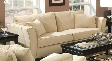 cream colored couch park place sofa set cream sofa sets