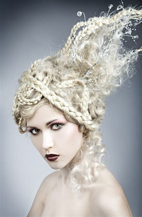how to do queen hairstyles hairstyle ice queen makeup and hair ideas for shoots