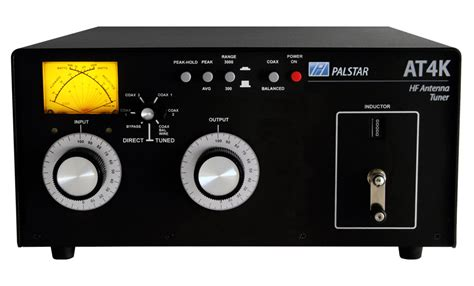 palstar at4k 2500 watt antenna tuner for ham radio ebay