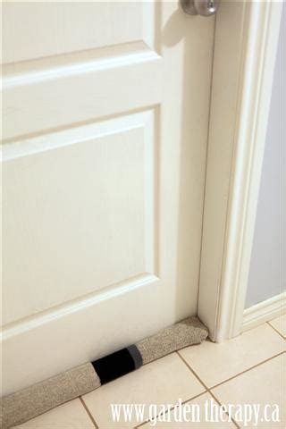 draft stoppers how to make diy door socks garden therapy