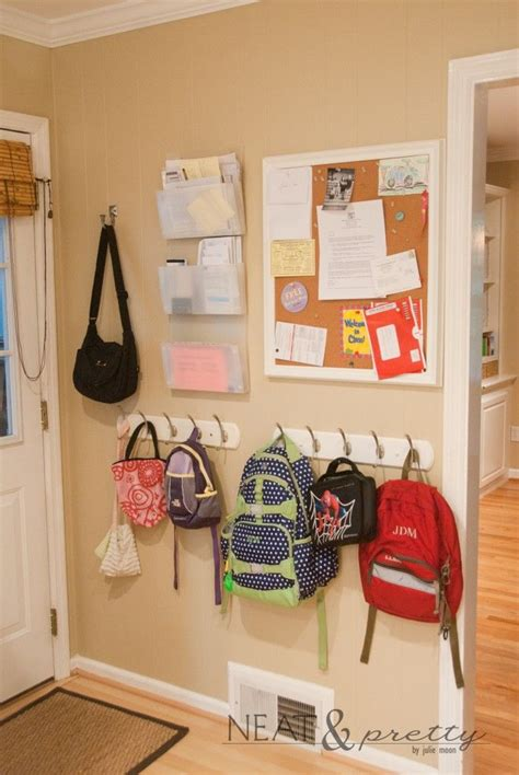 ideas for hanging backpacks hook for my purse hook for baby s bag place for mail and
