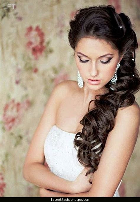 hairstyles for quinceaneras with long hair