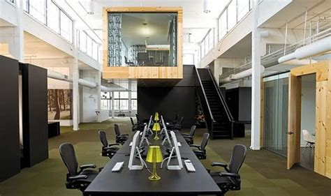 Architect Office Design Ideas 187 Skylab Architecture Office Design For Color Scheme Wood Tables Wood