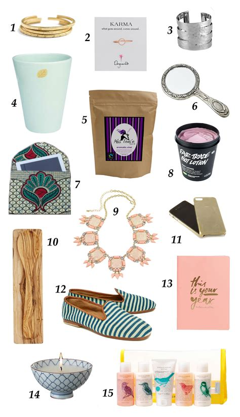 ethical christmas gift ideas for women one fair day