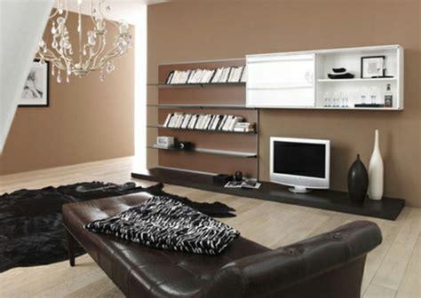 braunes wohnzimmer modernes braunes wohnzimmer design ideen