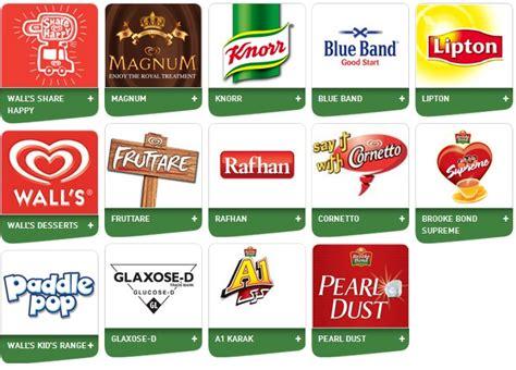 brands of food unilever pakistan foods brand brand pakistan kfoods