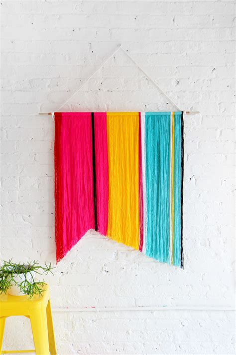 the nj report 1st diy attempt hanging picture frames splendid 15 diy yarn wall hangings to realize at home