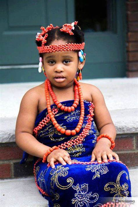 nigerian native styles for children african kids in hot traditional dressing in a million styles